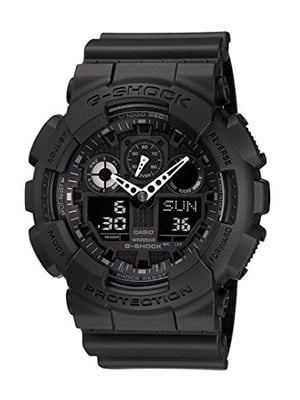 Casio G-Shock GA100-1A1 tactical watch