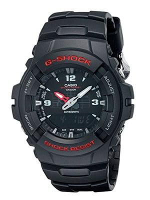 shock resistant digital watch by casio