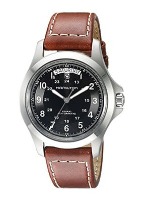HAMILTON MEN'S KHAKI KING H64455533