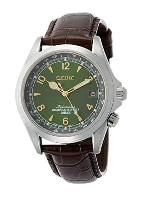 SEIKO MEN'S SARB017 MECHANICAL ALPINIST