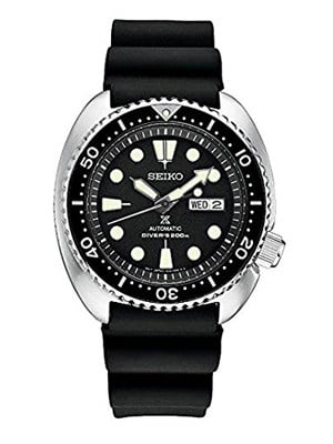 SEIKO MEN'S SRP777 PROSPEX AUTOMATIC DIVE WATCH
