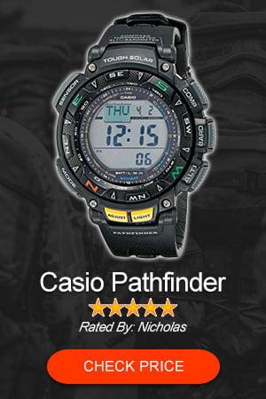 Casio Pathfinder