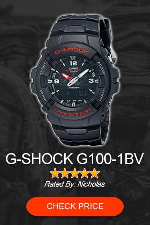 G-SHOCK G100 1BV
