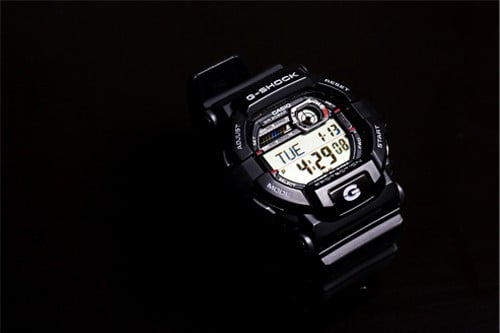 G Shock Watch Features