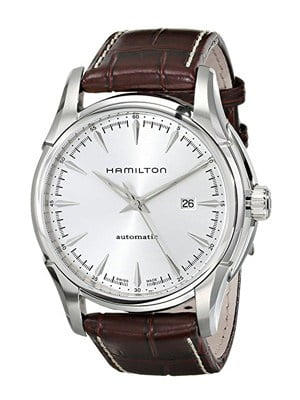 Hamilton Jazzmaster - the american classic open heart field watch