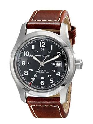 Hamilton Khaki Field automatic watch - another american classic like khaki navy