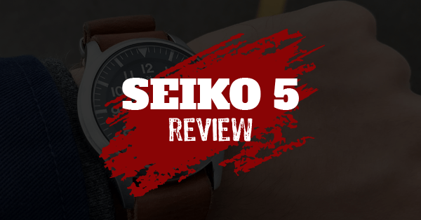 seiko 5 review