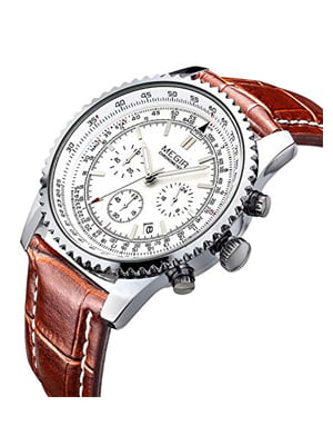 megir wrist men work watch
