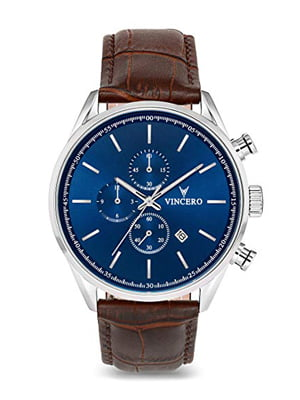 vincero luxury mens chrono s wrist watch
